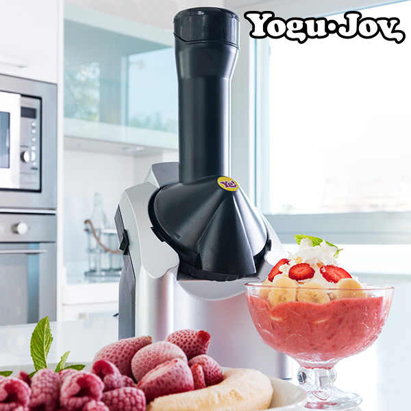 Ice Cream Maker Appetitissime Yogu·Joy 200W Grey Black