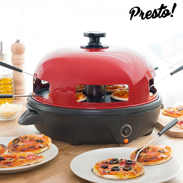 Presto! Mini Pizza Oven 700W