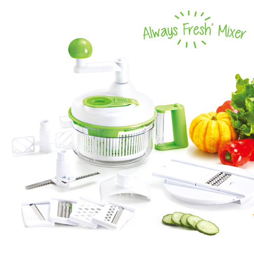 Always Fresh Mixer All-in-One Salad Maker
