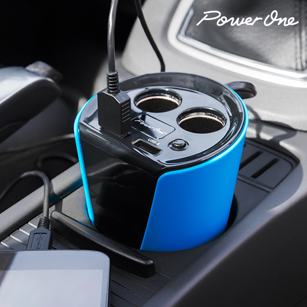 Power One Charging Adapter for Car