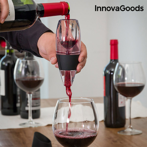 InnovaGoods Kitchen Sommelier Wine Decanter