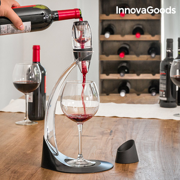 InnovaGoods Kitchen Sommelier Professional Wine Decanter