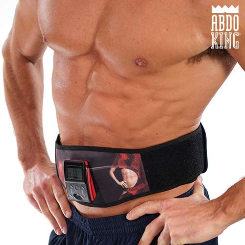 Abdo King Electrical Muscle Stimulation Belt