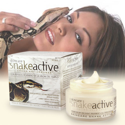 Snake Venom Anti-Wrinkle Cream