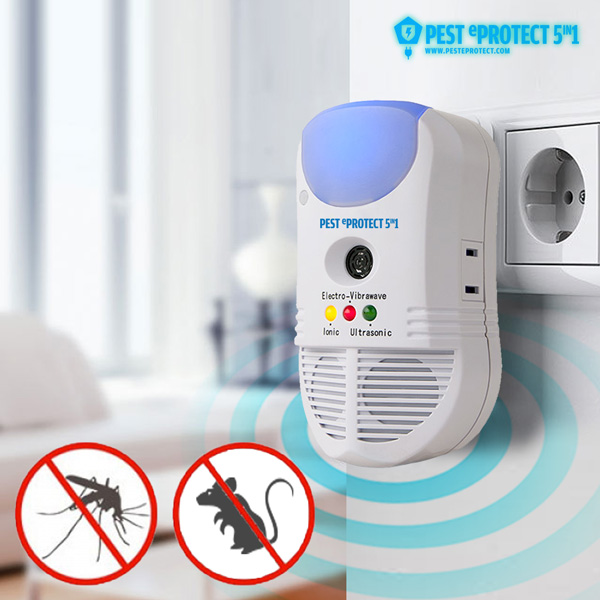 Pest eProtect 5-in-1 Repeller
