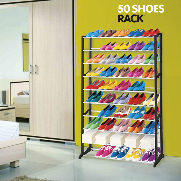 50 Shoes Rack Shoe Rack
